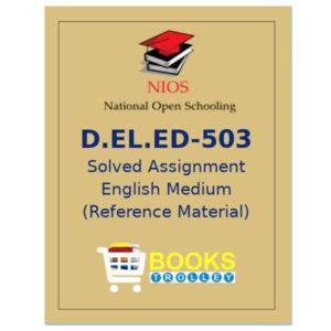 D.EL.ED-503 EM