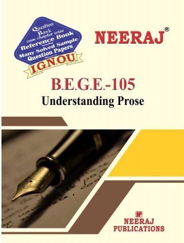 ignou-bege-105-book