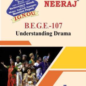 IGNOU BEGE 107 Book (Understanding Drama)