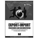 IGNOU IBO 4 Book (Export Import Procedures and Documentation)