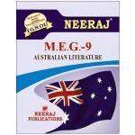 IGNOU MEG 9 Book (Australian Literature)