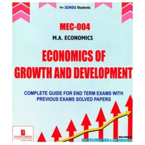 IGNOU MEC 4 Book