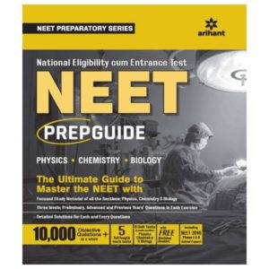 NEET Preguide 2018 Physics, Chemistry, Bio