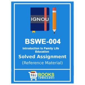 BSWE 004 Solved Assignment
