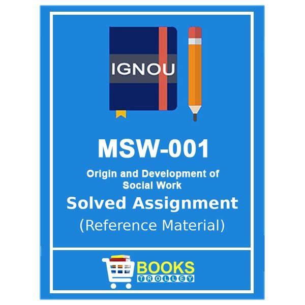 ignou-msw-1-solved-assignment