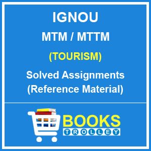 IGNOU MTM Solved Assignments (MTTM)