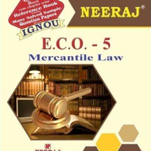 IGNOU ECO 5 Book in English Medium