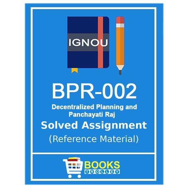 ignou-bpr-2-solved-assignment
