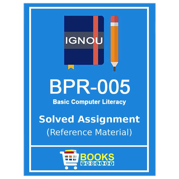 IGNOU BPR 5 Solved Assignment